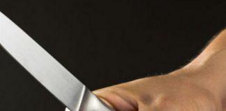 En una discusión se clavó un cuchillo en la pierna en Punto Fijo