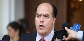 Julio Borges denunció envío de gasoil venezolano a Cuba