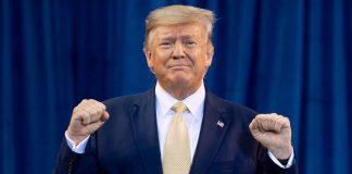 Trump dio negativo por coronavirus