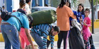 Casi 900 venezolanos pasaron al país por la frontera con Táchira