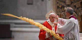 Papa Francisco inicia una Semana Santa sin fieles por el coronavirus
