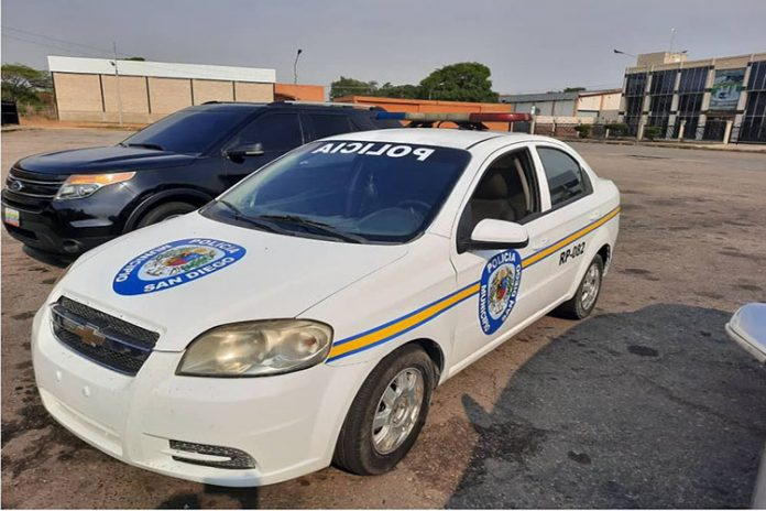 Policía Municipal de San Diego repotencia patrulla para brindar mayor seguridad