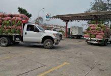 Plan de Combustible garantiza distribución de 500 toneladas de alimentos en Mérida