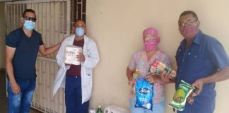 Reconocen apoyo de comerciantes del municipio Falcón