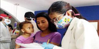 Carirubana: Continúan visitas casa por casa para despistaje del Covid-19