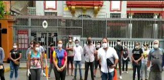 Venezolanos varados en Perú claman por vuelo humanitario