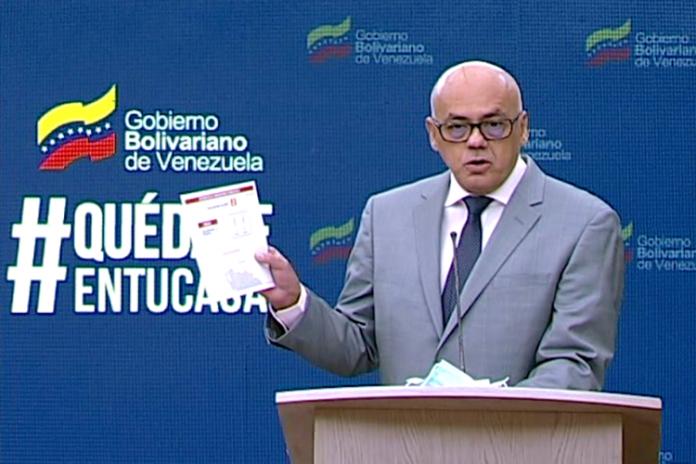 Rodríguez: En 24 horas se registra dos nuevos casos del COVID-19 en el país