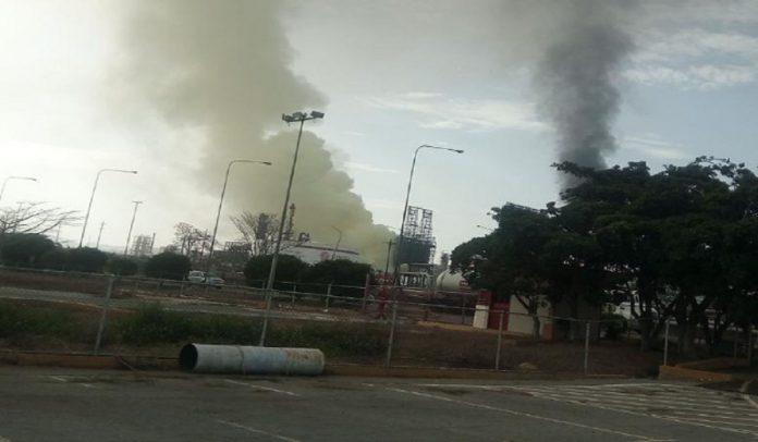 Explotó tanque de Petropiar en oriente venezolano