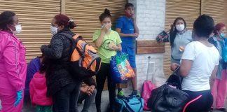 """""""Necesitamos ayuda"""", claman venezolanos desalojados en Perú"""