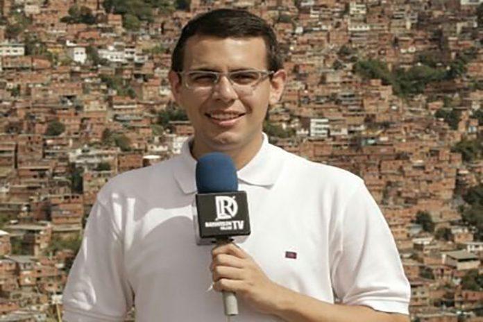 Liberan a periodista Darvinson Rojas tras 12 días detenido