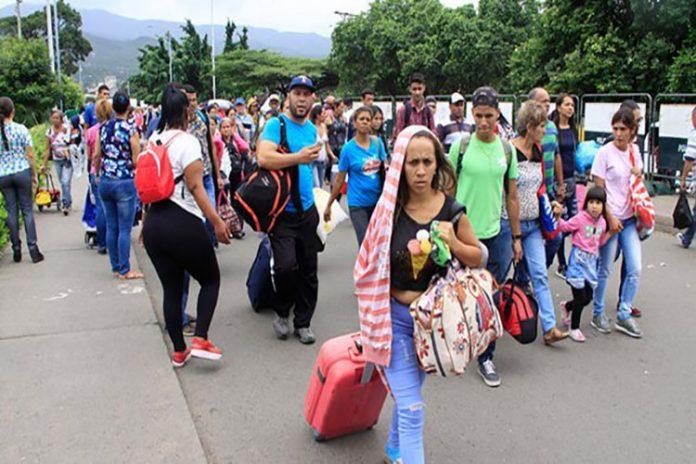 Venezuela gestiona regreso de connacionales desde Colombia