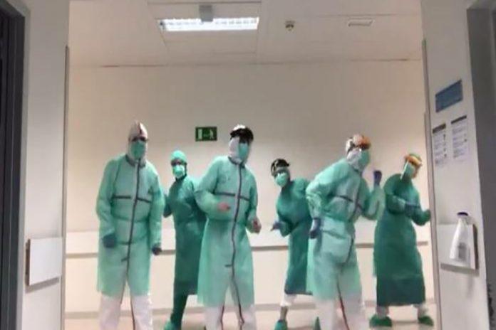 En tiempos de coronavirus: Médicos bailan al ritmo de Beyoncé (+Video)