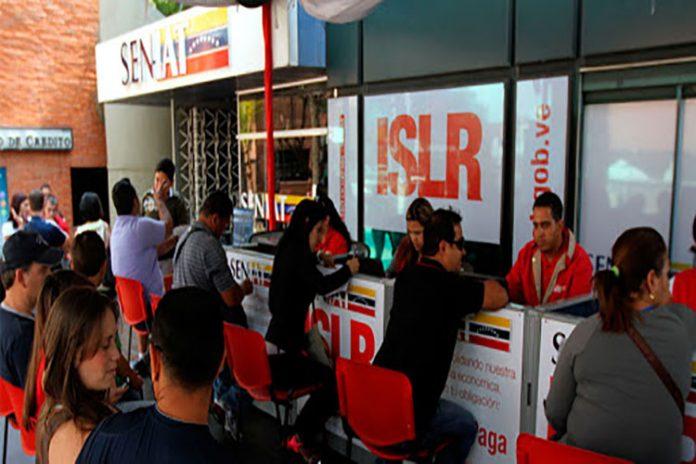 Exoneran pago del ISLR a personas que ingresen menos de tres salarios mínimos