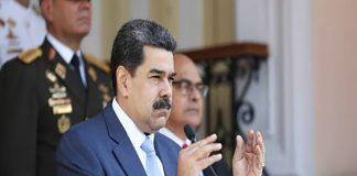 Maduro desplegará artillería ante eventual combate armado con EEUU