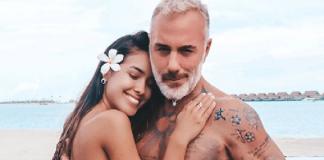 Venezolana Sharon Fonseca y Gianluca Vacchi serán padres