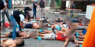 En dólares pagaron traslado de víctimas de la masacre de Cepella (+Lista)