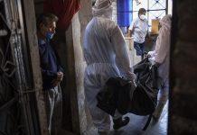 Venezolanos recogen los cadáveres en Perú (+Detalles)