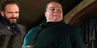 Ralph Fiennes será Tronchatoro en el remake de Matilda de Netflix