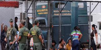 Evacuan el Penal de Guanare este jueves 14-M