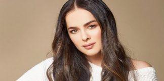 La actriz colombiana Danna García, residenciada en la ciudad de México, informó este 13 de mayo que resultó por tercera vez