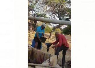 VIDEO| Habitantes de Yabuquiva, Sarinao y Caseto beben de aguas contaminadas