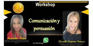 "EVO Falcón dictará workshop ""Comunicación y Persuasión"" vía Whatsapp"