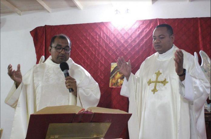 Celebrada eucaristía con motivo a la 54° jornada mundial de las Comunicaciones Sociales