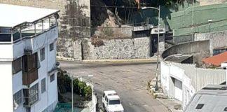 Enfrentamiento entre el Cicpc y grupo armado en la Cota 905