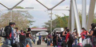 Smolansky: 45.800 venezolanos han regresado al país por crisis del COVID-19