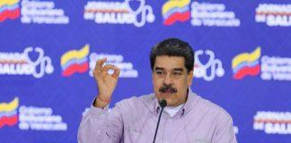 Maduro trabaja en plan de flexibilización y por franjas horarias para algunos sectores