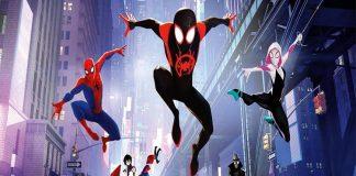 Trabajan en la secuela de 'Spider-Man: Un nuevo universo'