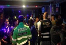 Perú: 53 venezolanos fueron detenidos por fiesteros en cuarentena