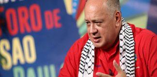 Cabello sobre Guaidó: Ya escogió la embajada para la que quiere irse
