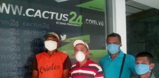 """Luego de 30 días"": Cinco sectores de El Cardón denuncian que no reciben agua ni por tubería ni por cisternas"