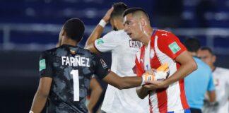 Venezuela vs Paraguay eliminatorias